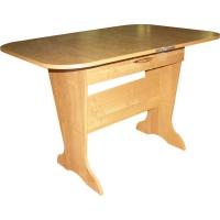 Стол обеденный СКР-3 (раскладной) столешница ЛДСП
