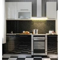 Кухонный гарнитур Страйп 1.5м