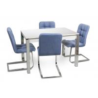 Набор Турин-1 (стол Милан-1 и стулья Турин)